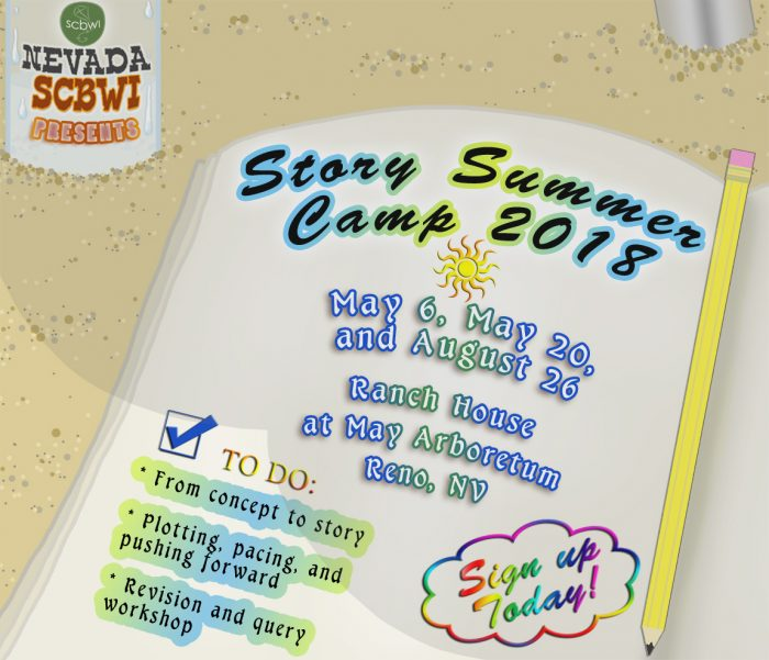 Well, creative campers, that story is not going to write itself, so bring it to Story Summer Camp 2018, and make it SHINE! Sundays: May 6th, May 20th, August 26th (plus optional coffee shop meet ups for writing and a bonus agent event) This summer series is for writers who want support and structure for taking a story idea or draft through workshops that will inform and inspire. Join us for an initial workshop on moving from an idea/concept to a more developed plot. We'll meet up two weeks later to look at pacing and other considerations, and we'll end as summer does with a workshop addressing revising the initial draft and looking toward querying the project. At each of the sessions (held Sundays 9am-2pm at the Ranch House at May Arboretum on N. Sierra), there will be time to dig into ideas, work hands-on with projects, ask questions, and receive feedback. Heather Petty, internationally selling author ofLock and MoriYA mystery series and a working writer is one of our amazing camp counselors and will lead the workshops that kick off each day's events. You'll take away practical insights you can use throughout the summer (and your writing adventures) to get going as a writer or take your writing to the next level. Your camp fee includes fabulous supplementary workshops from Jenny Mackay, a terrific writer with a growing list of successful non-fiction titles and an extraordinary mentor. Pull up a chair and enjoy further workshops in developing characters, dialogue, and marketing yourself as a writer. To keep our heads in story mode, we'll have optional, casual meet ups on Sundays at a local coffee house. We'll set up camp near the coffee and treats! People who take the full workshop are also invited to attend an online agent event in the fall--an opportunity to learn from and ask questions of an industry professional. Enrollees in that event will have the option of an additional paid critique, but the meeting is included in your full summer camp admission fee! Can't 